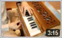 How to play Accordian on 22 Shruti Harmonium