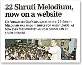 Times Of India (Thane Plus) - 9th February, 2008